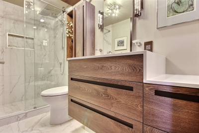 Salle de bain - Marbre